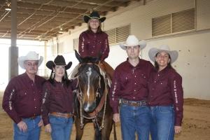 Waco, TX   ASHA/SHOT National horse show